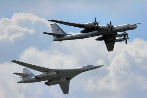 BOMBARDIERS STRATEGIQUES : LA RUSSIE FRAPPE FORT