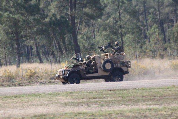 AU COEUR DES FORCES SPECIALES FRANCAISES