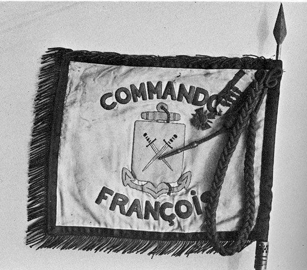 COMMANDO FRANCOIS