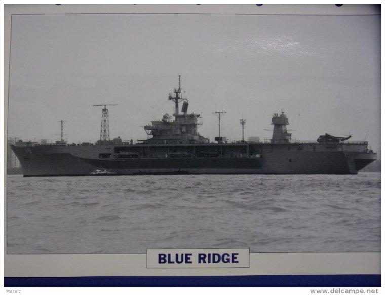 BATEAU AMPHIBIE : BLUE RIDGE