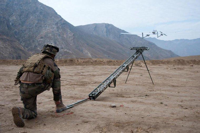 SPY RANGER , LE FUTUR MINI DRONE DE L ' ARMEE DE TERRE
