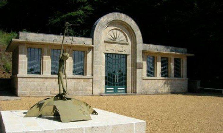 THIL , LE CAMP DE CONCENTRATION NAZI OUBLIE