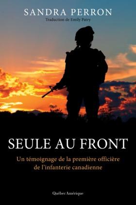 A LIRE : SEULE AU FRONT