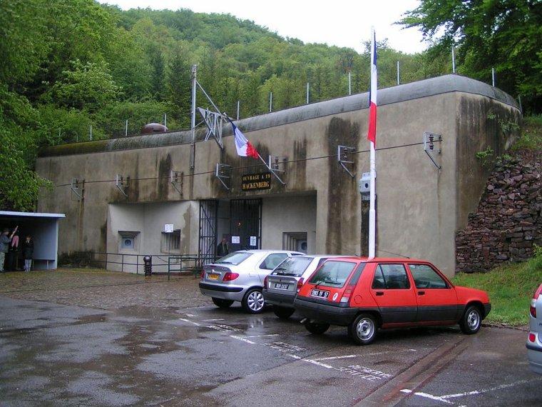 OUVRAGE DE HACKENBERG