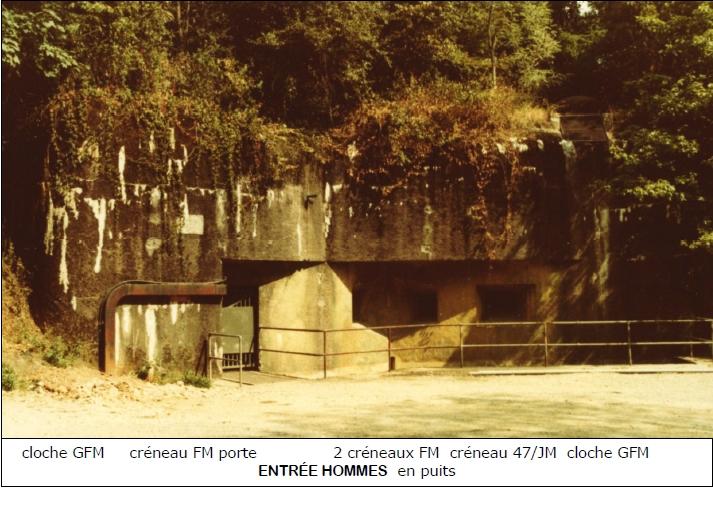 OUVRAGE DE ROCHONVILLIERS