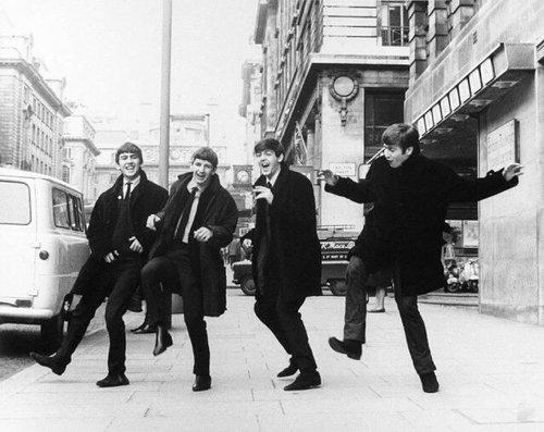 « Les Beatles ont sauvé le monde de l'ennui.»