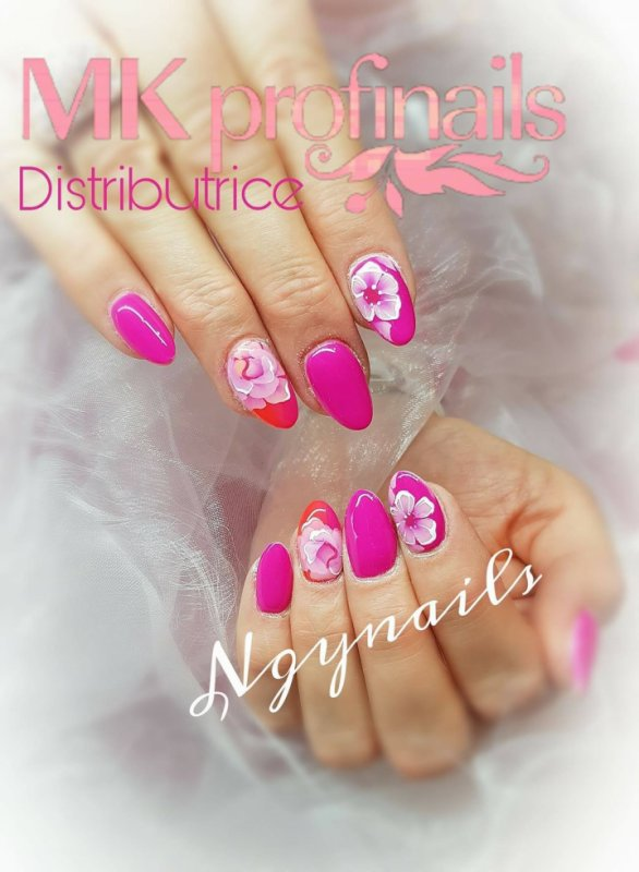 mes ongles by NGY