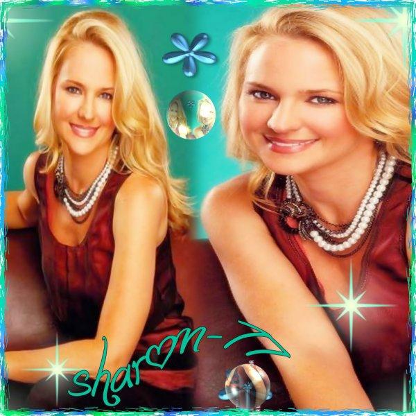 Sharon Newman Abbott !! !!!! !!! ^^ ^^^^^ ! !!! (montage offert par sharon-77 merci il est sublime) !! !!! ** **** ...... !!
