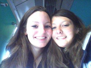 nous deux a Paris =)