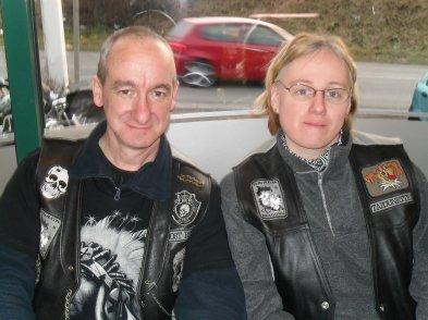 Ghost Rider & Tazounette