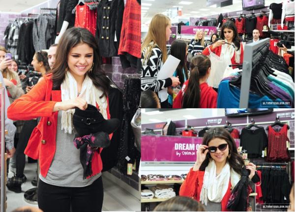 11 novembre 2012 : Selena retournant à son hôtel, à New York