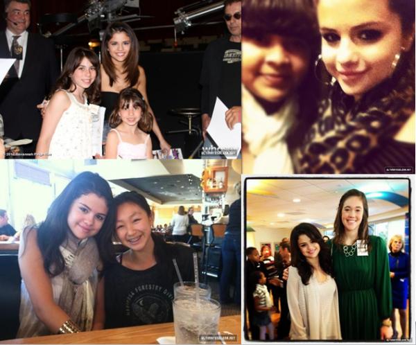 20 novembre 2012 : Selena a fait un photocall pour Adidas Neo, à Los Angeles