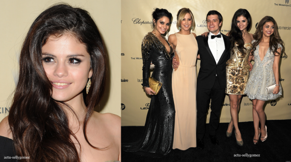 13 janvier 2013 : Selena était au InStyle et Warner Bros 70th Annual Golden Globe Awards Post Party, à Los Angeles