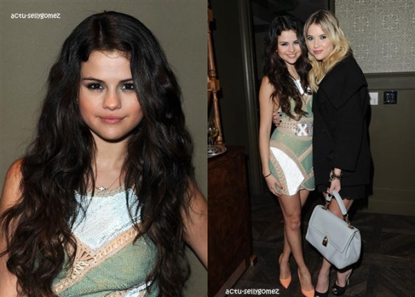 29 janvier 2013 : Selena était au « NYLON Magazine and COACH Celebrate the February Issue »
