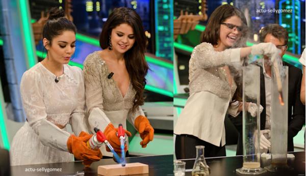 28 février 2013 : Selena se rendant dans un salon de beauté avec Charity Lynne, à Encino