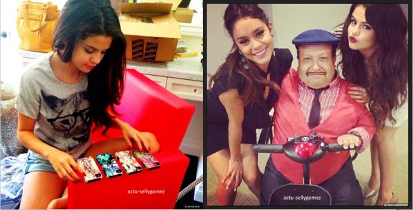 23 mars 2013 : Selena était présente au Kid's Choice Awards 2013, à Los Angeles