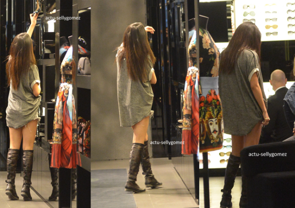 16 avril 2013 : Selena était à l'émission Dancing with the Stars