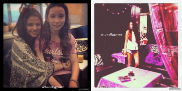14 août 2013 : Selena a débuté le « Stars Dance Tour » à Vancouver, au Canada