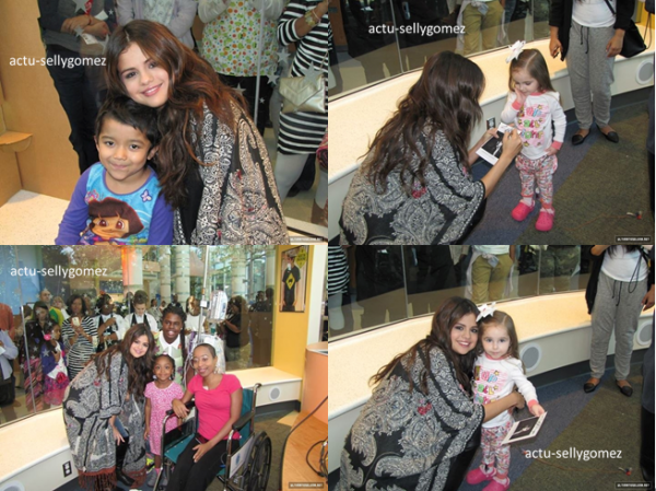 30 octobre 2013 : Selena a fait un concert à Tampa, en Floride
