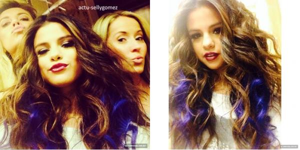 14 novembre 2013 : Selena a performé Slow Down sur le plateau de X Factor USA