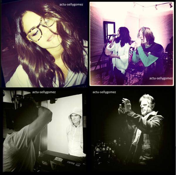 20 janvier 2014 : Selena était au 2014 Sundance Film Festival à Park City, en Utah