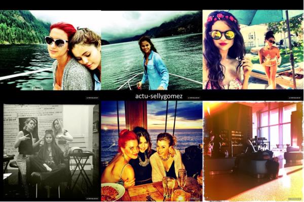 14 février 2014 : Selena a été vue arrivant à l'aéroport LAX, à Los Angeles