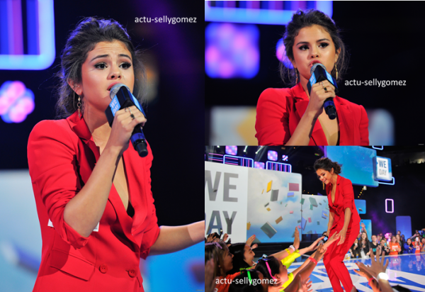 29 mars 2014 : Selena était aux Kid's Choice Awards 2014, à Los Angeles