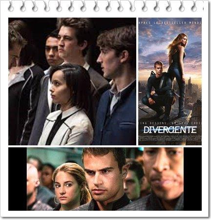 Film : Divergente (2014)
