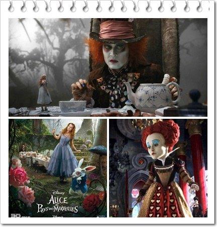 Film : Alice Au Pays Des Merveilles (2010)