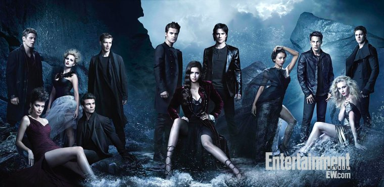 Tag: The Vampire Diaries