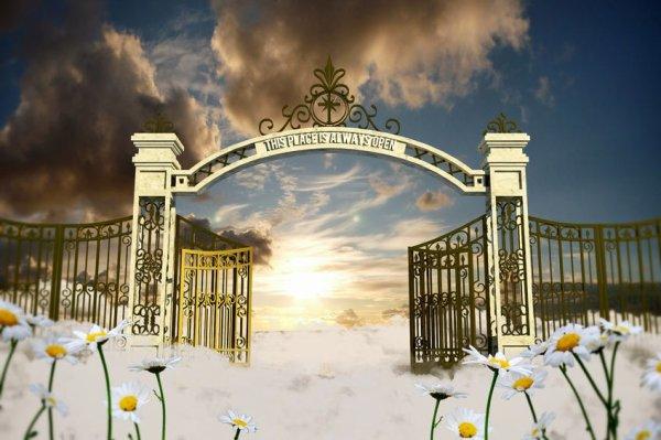 La porte du ciel. Y entreras-tu?bbg