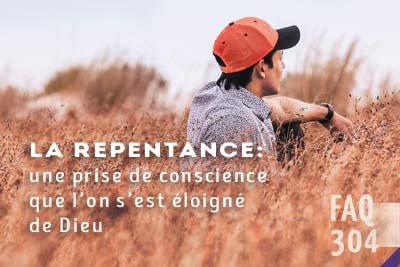 LA REPENTANCE et LA PAIX