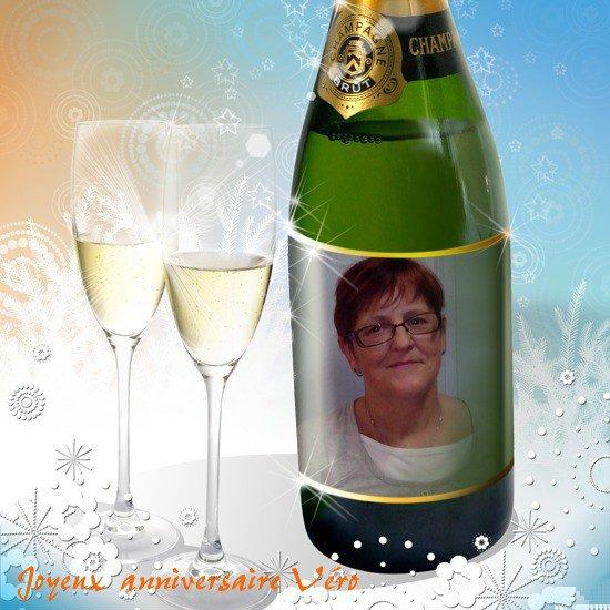 Joyeux anniversaire Véronique..