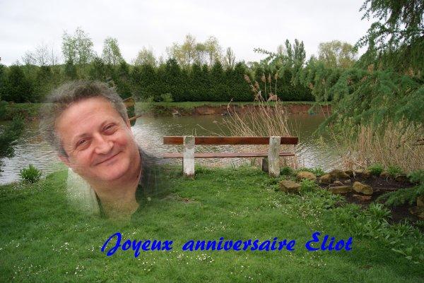 Joyeux anniversaire Elio..