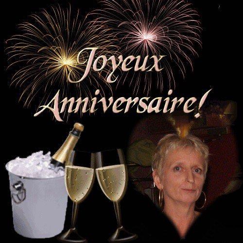 joyeux anniversaire  Carol !