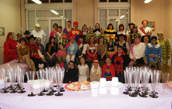 Carnaval avec les GCA