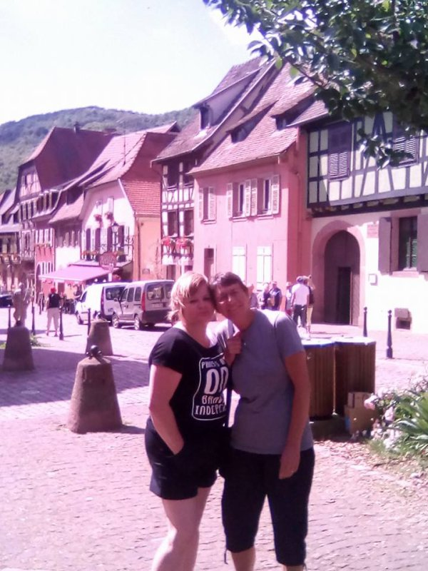 Un super Week End en Alsace