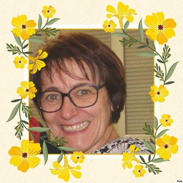 On te souhaite un très joyeux anniversaire Agnès