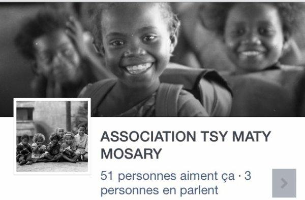 ASSOCIATION TSY MATY MOSARY