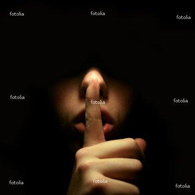 """"""" le silence """""""