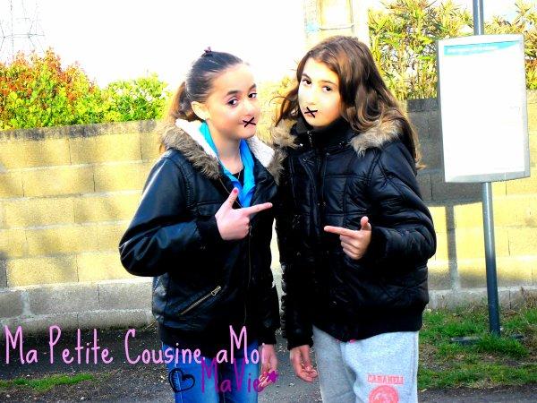 Ma Petite Cousine Ma Vie* <3.
