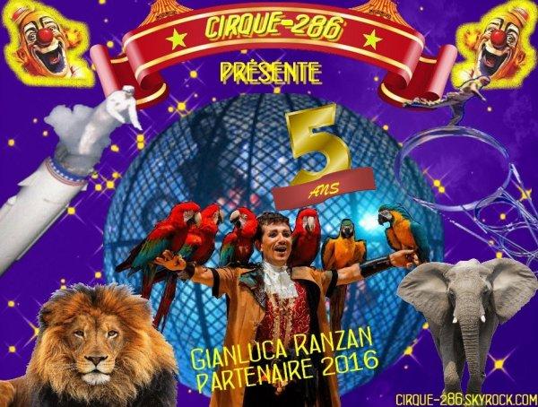 Cirque-286 ca commence par une passion !!!