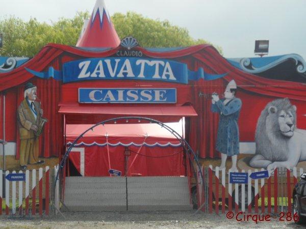 Cirque Claudio Zavatta 2014 (COPIE INTERDITE)