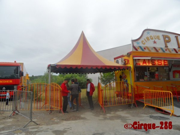 Cirque Pinder 2014