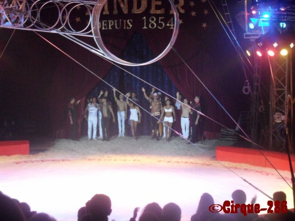 Cirque Pinder 2014 (COPIE INTERDITE)