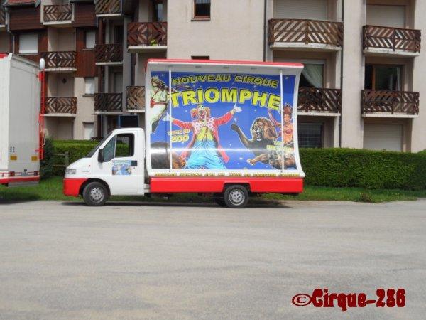 Nouveau cirque triomphe 2014 (COPIE INTERDITE)
