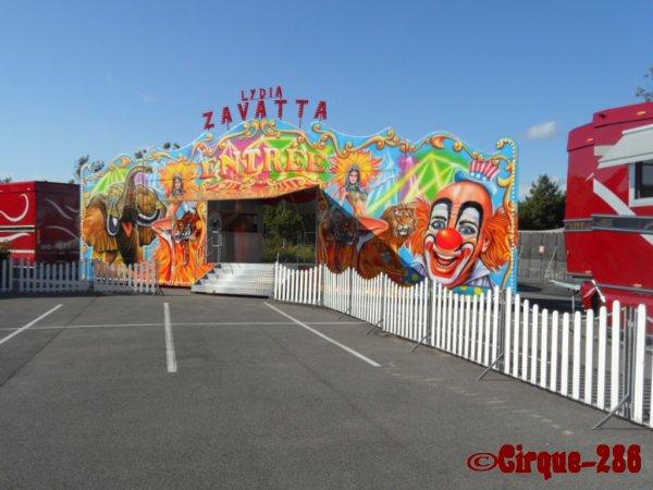 Cirque Lydia Zavatta 2014 (COPIE INTERDITE)