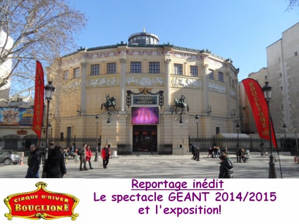 Bouglione 2014/2015 COPIE INTERDITE