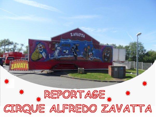 Cirque Alfredo Zavatta