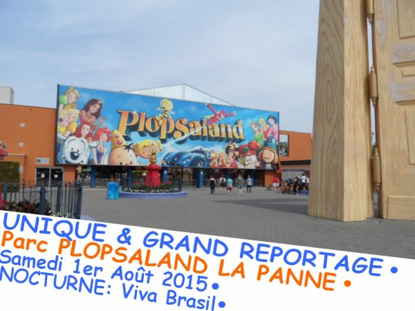 PLOPSALAND LA PANNE 2015